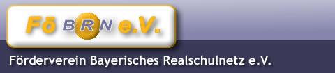 Förderverein Bayerisches Realschulnetz