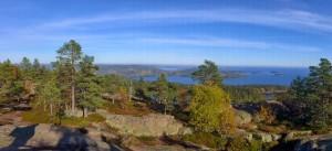Ausblick auf die Ostsee